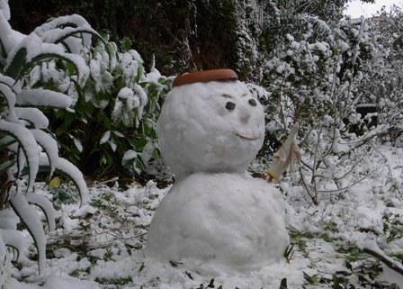 雪だるま『いち!』.JPG